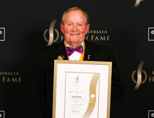 Jack Inducted into The Sport Australia Hall of Fame